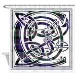 Monogram - Cameron of Erracht Shower Curtain