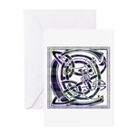 Monogram - Cameron of Erracht Greeting Cards (Pk o