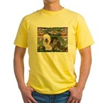 Lilies / OES Yellow T-Shirt