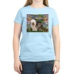 Lilies / OES Women's Light T-Shirt