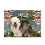 Lilies / OES Postcards (Package of 8)