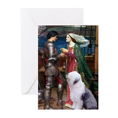 Tristan / OES Greeting Cards (Pk of 20)