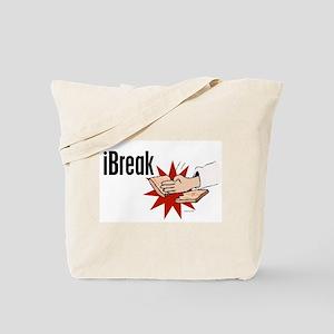 iBreak 1 Tote Bag