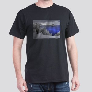 Crater Lake Dark T-Shirt