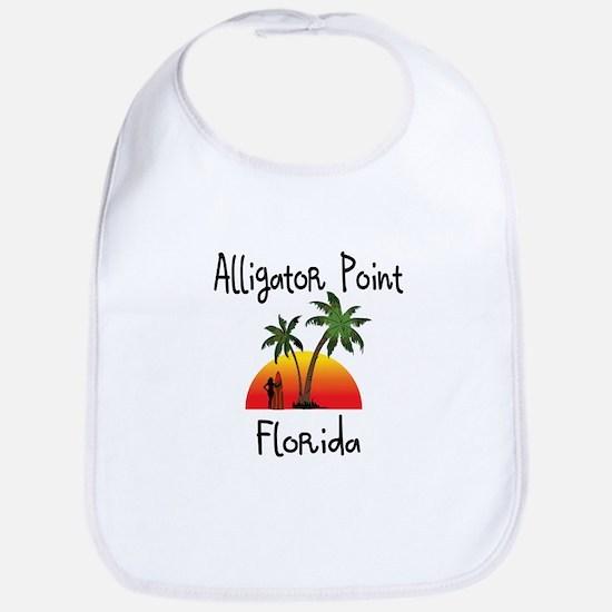 Alligator Point Florida Bib