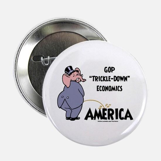"Trickle Down 2c 2.25"" Button"