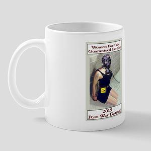 Post World War Dating Mug