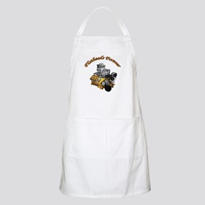 Flatheads Forever BBQ Apron