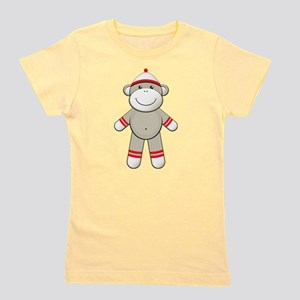 Red Sock Monkey T-Shirt