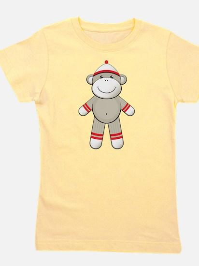 Red Sock Monkey T-Shirt