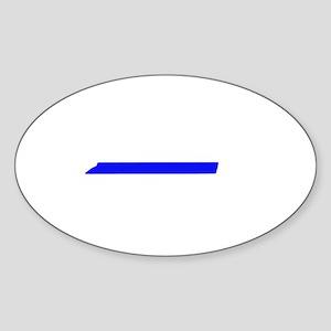 New York thin blue line T-shirt Sticker