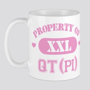 Property of QTpi Mug