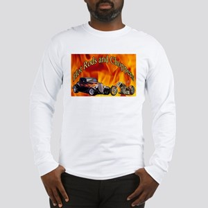 Hot Rods and Choppers Long Sleeve T-Shirt