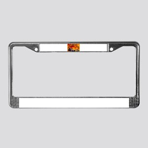 Hot Rods and Choppers License Plate Frame