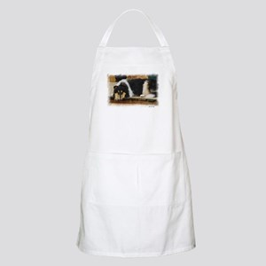 Tri Color Collie Apron