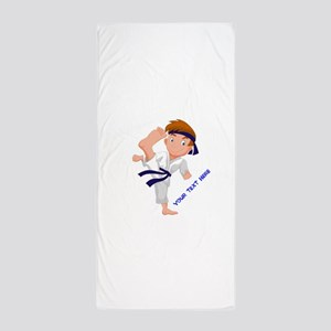 design Beach Towel
