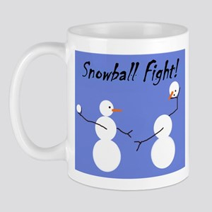 Snowball Fight! Mug