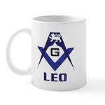 Masonic Leo Mug