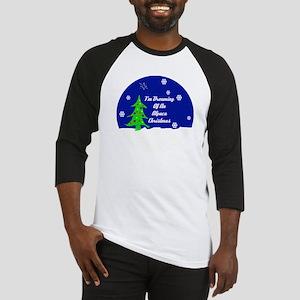 An Alpaca Christmas Baseball Jersey
