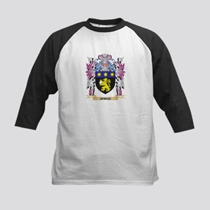 Jorge Coat of Arms - Family Crest Baseball Jersey