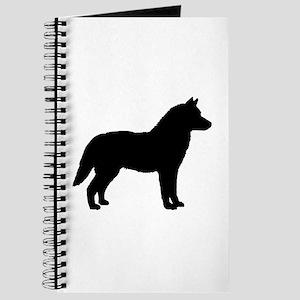 Siberian Husky Dog Breed Journal