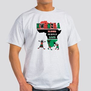 Kwanzaa: African Dancers Light T-Shirt