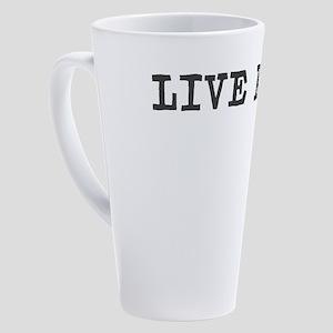 Live Kind... 17 Oz Latte Mug