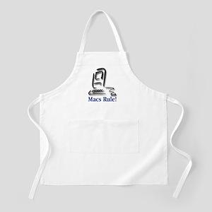 Macs Rule! Apron
