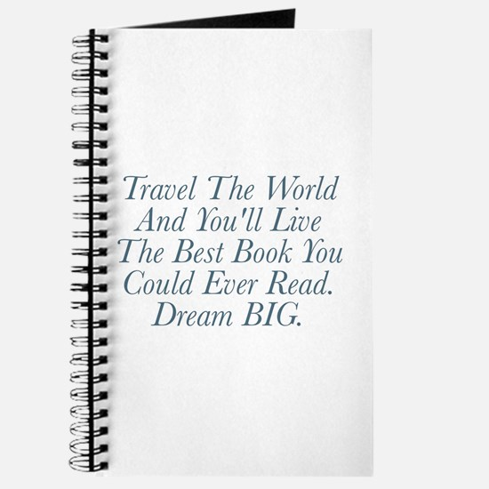 Live The Best Book Journal