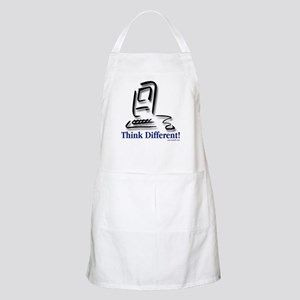 Think Different! BBQ Apron