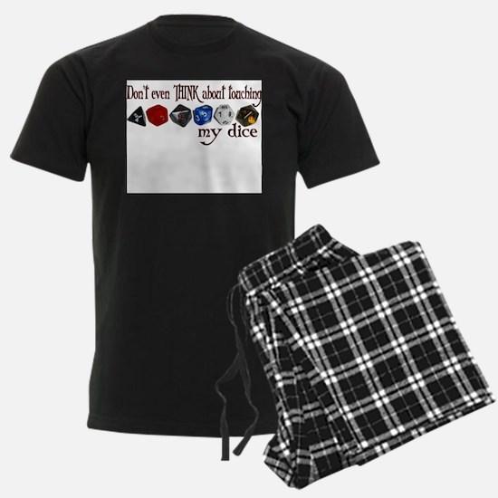 TouchDiceScale Pajamas