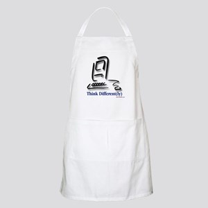 """Think Different(ly)"" BBQ Apron"
