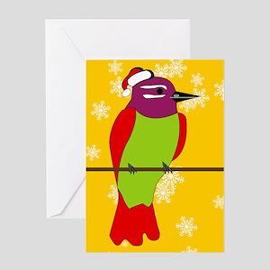Xenops Greeting Card
