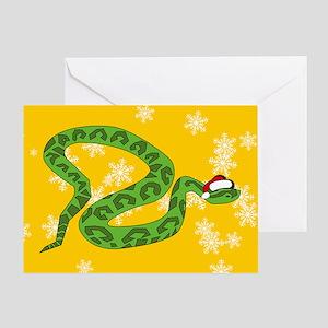 Urutu Greeting Card