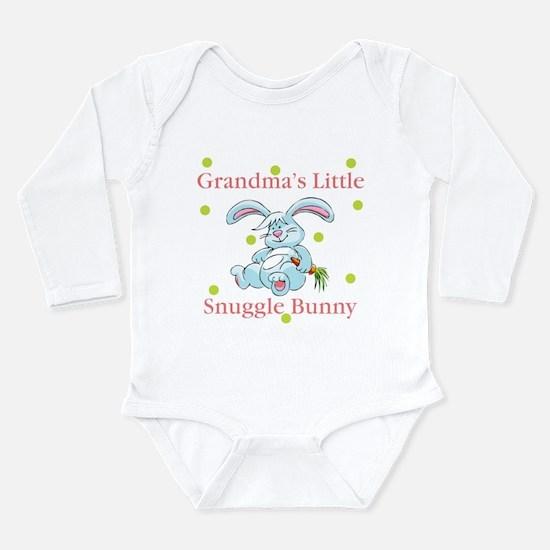 Grandma's Snuggle Bunny Baby Body Suit