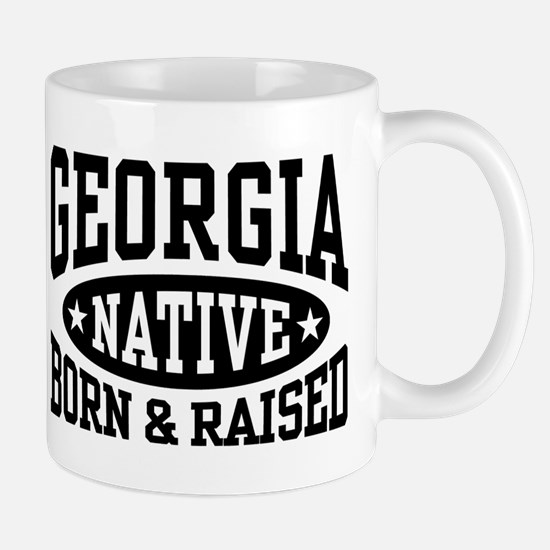 Georgia Native Mug