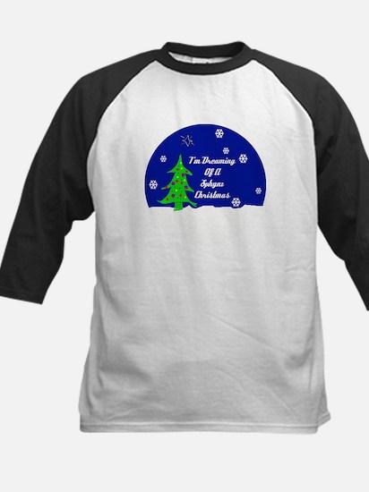 A Sphynx Christmas Kids Baseball Jersey