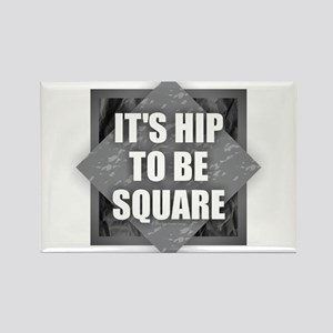 Hip Square Magnets