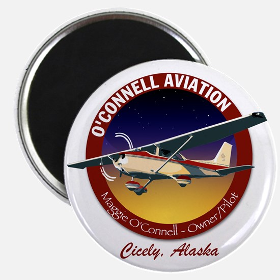 O'Connell Aviation Magnet
