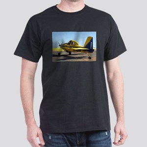 Air Tractor aircraft (yellow and blue) T-Shirt
