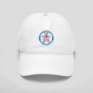 Hippopotamus For Hanukkah Cap