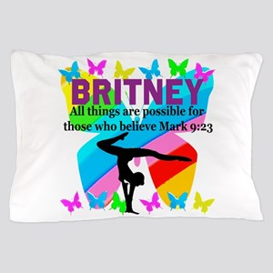 CHRISTIAN GYMNAST Pillow Case