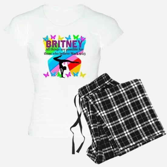 CHRISTIAN GYMNAST Pajamas