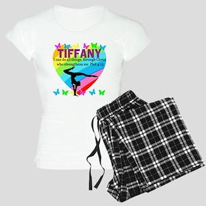 CHRISTIAN GYMNAST Women's Light Pajamas