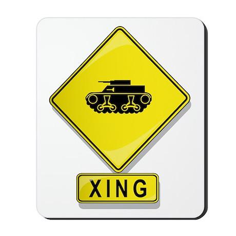 Tank XING Mousepad
