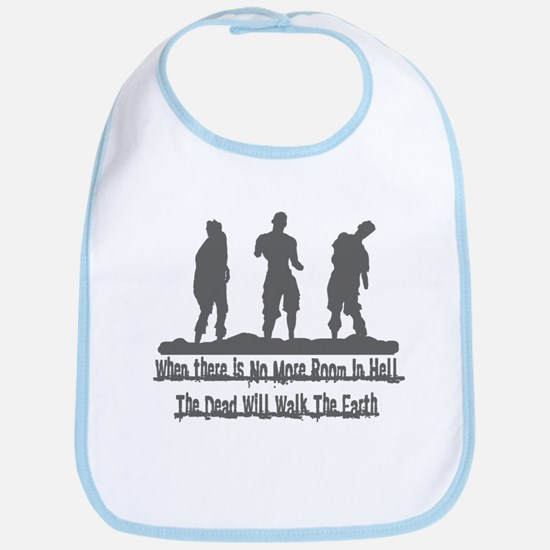 No More Room in Hell Bib