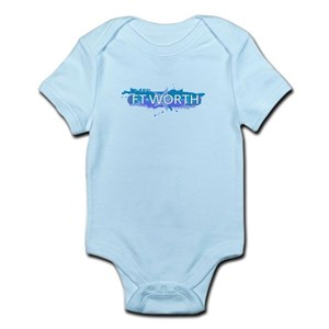 Fort Worth Baby Clothes Accessories Cafepress