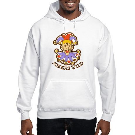 Jokers Wild Hooded Sweatshirt