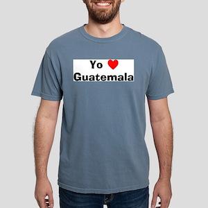 Yo Amo Guatemala Ash Grey T-Shirt