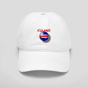 Icelandic Soccer Cap